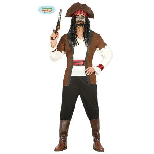 Karnival Mariner Pirate Lady Costume