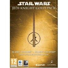 Star Wars Jedi Knight Gold Pack (Mac)