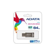 Adata Usb 64gb 3.0 64gb Usb 3.0 (3.1 Gen 1) Type-a Grey Usb Flash Drive