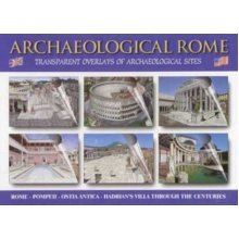 Archaeological Rome: Transparent Overlays of Archaeological Sites