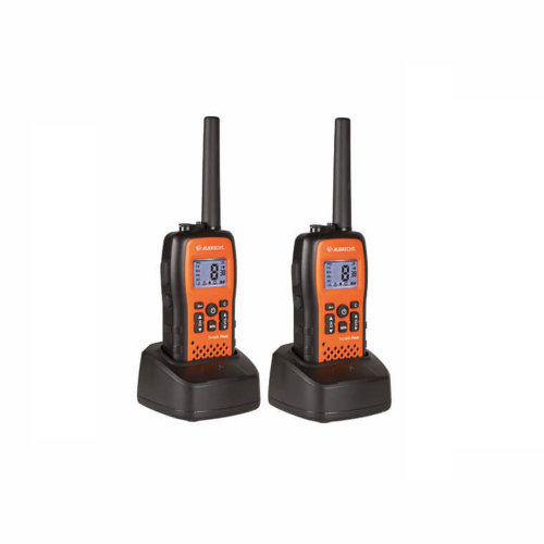Portable PMR radio station Albrecht Tectalk Float IP67 set with 2bc Code 29661