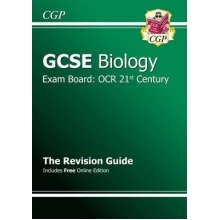 Gcse Biology Ocr 21st Century Revision Guide (with Online Edition) (a*-g Course)