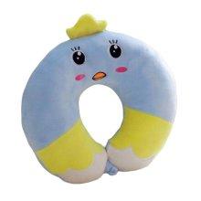 PP Cotton Cute Chicken U-shaped Pillow Neck Pillow Travel Pillow Neck Support