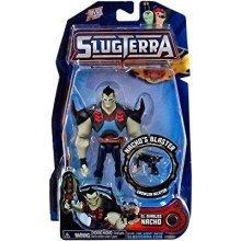 """SLUGTERRA El Diablous Nacho 4"""" Action Figure"""
