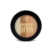 W7 Bronze Divas Bronzing Powder Beach Baby