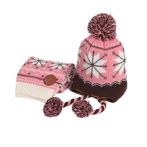 9fc103aa6faa6 Outdoor Sports Knitting Cap Kids Skiing Cap Snow Hat and Keep Warm Scarf  NO.18 on OnBuy