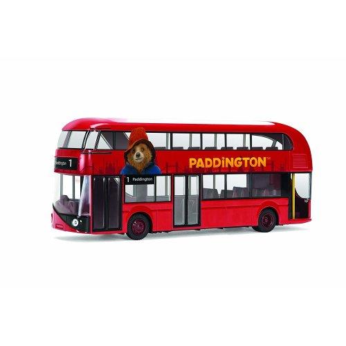 Corgi CC89203 Studiocanal Paddington Bear New Routemaster Model