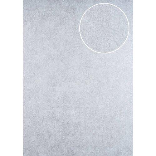 ATLAS HER-5137-3 Plaster look wallpaper shimmering ivory white 7.035 sqm