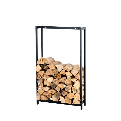 Firewood Forest stand 200x145 cm