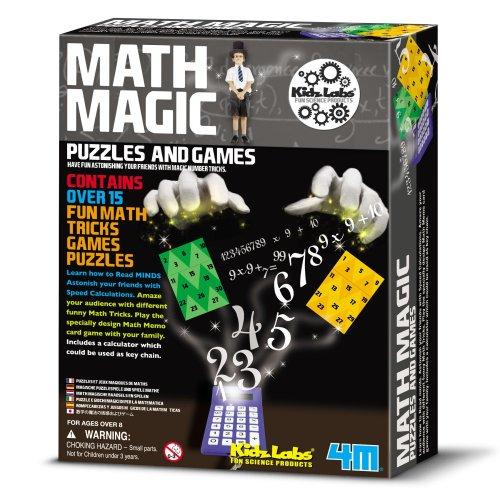 Maths Magic - Kidz Labs Childrens Creative Set