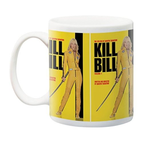 Aquarius Kill Bill Boxed Mug