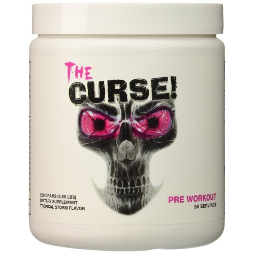 Cobra Labs 250 g Tropical Punch The Curse Sports Supplements