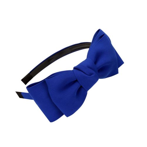 Elegant Headband Fashion Hairband/Headwrap Hair Accessories, Blue