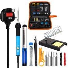 Soldering Iron Kit Electronics, Welding Irons Tool 60W Adjustable Temperature