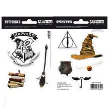 Harry Potter - Magical Items Stickers