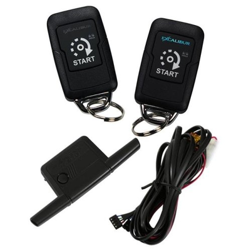 Excalibur RF11EDP Omega RF Kit 1-way & 1-button Kit for Omegalink RS Firmwares 2-remotes