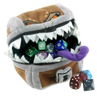 Ultra Pro UP86514 Dungeons & Dragons Mimic Gamer Pouch