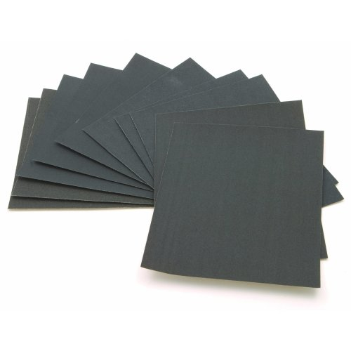 Rolson Wet and Dry Sand Sheets - 10 Pieces