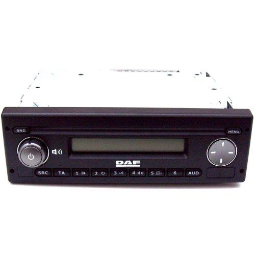DAF Truck Genuine New 24V A/V Combination Radio MP3 Head unit 1858944