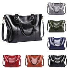 Miss Lulu Women Handbag PU Leather Shoulder Bag