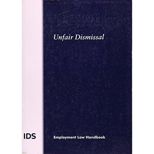 Unfair Dismissal Paperback: IDS Employment Law Handbook