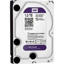 1TB WD Purple SATA3 64Mb Surveillance Hard Drive
