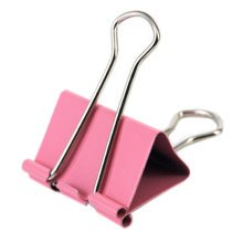 High Quality Large Binder Clips, Various Color, Pack Of 24