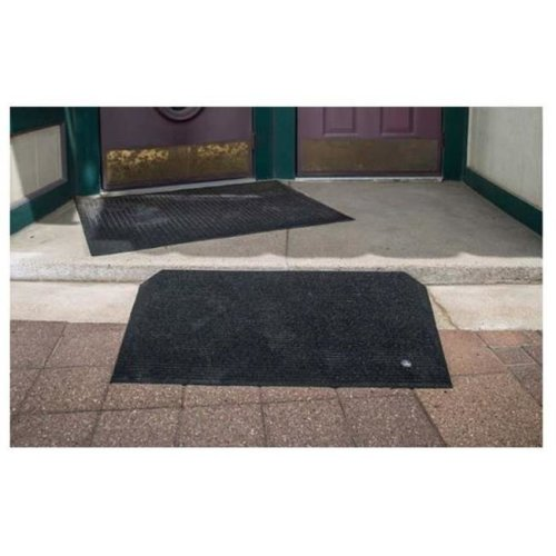 EZAccess TAEM 1.5-1 Transitions Angled Entry Mat, 1.5 in.