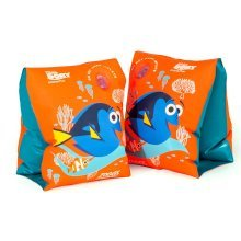 Zoggs Kid's Finding Dory Inflatable Swimbands - 16 Kids Years Swimming Aid -  zoggs dory 16 kids swimbands finding years swimming aid armbands ages