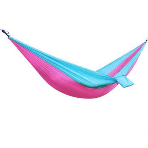 Single Person Ultralight Outdoor Hammock Camping Travel Hammocks 80*210 CM-A543