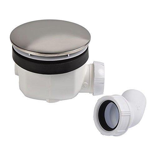 Wirquin Twisto 90mm - Quick Fast Flow Shower Plug
