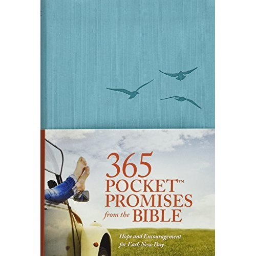365 Pocket Promises from the Bible Leather Like