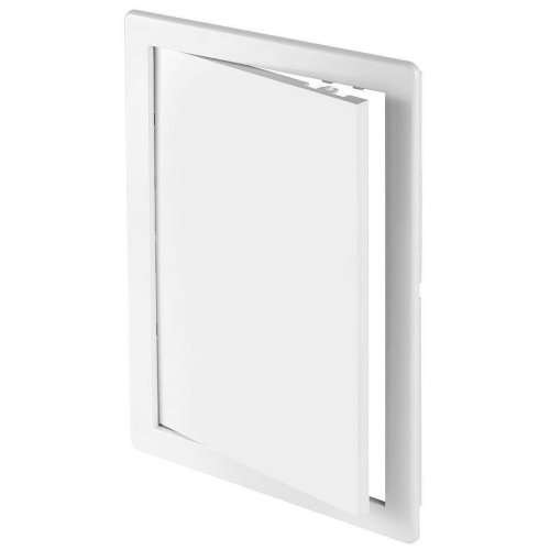 ABS White Plastic Durable Inspection Panel Hatch Wall Access Door