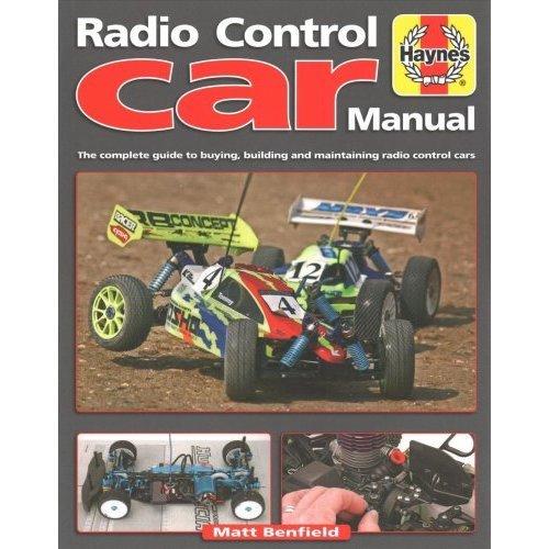 Radio Control Car Manual