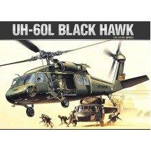 Aca12111 - Academy 1:35 - Sikorsky Uh-60l Dap Black Hawk