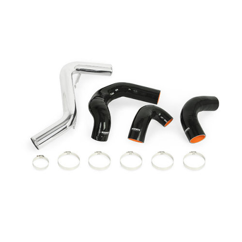 Mishimoto MMICP-FOST-13KP  Ford Focus ST Intercooler Pipe Kit, 2012+, Polished