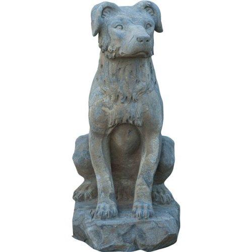 W45xdp55xh100 Cm Sized Stone Statue