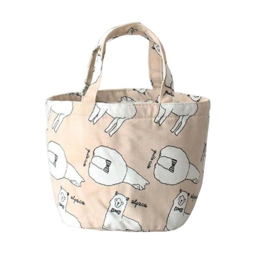 Reusable Lunch Bag Tote Bag Lunch Organizer Holder Lunch Container - 04