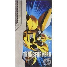 6 Transformers Invitations and Envelopes