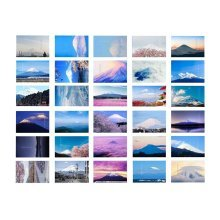 Creative Scenic Postcard Gift Cards Post Card - 30 PCS