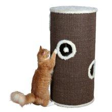 Trixie Vitus Cat Tower, Brown/cream, 115cm - Tower Browncream 115cm 55 New -  trixie vitus cat tower browncream 115 cm 55 new
