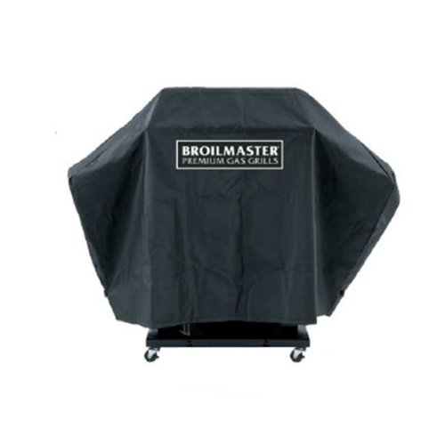 Broilmaster DPA8 Premium Grill Cover For P  H  And R Series Grills On Cart Without Side Shelves