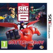Disney Big Hero 6 Battle in the Bay Nintendo 3DS