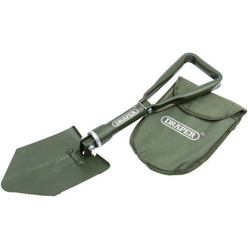 Draper 51002 Folding Steel Shovel