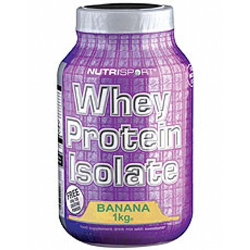 Nutrisport Whey Protein Isolate Chocolate 1000g