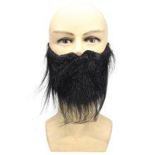 Halloween Masks False Beard Mustache Masquerade Party Mask