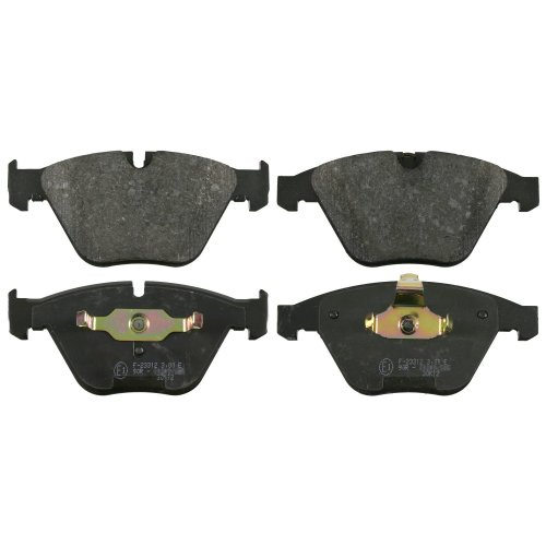 febi bilstein 16433 brake pads (Set of 4) (front axle)