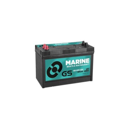 Leisure / Marine Battery - 12V - 100Ah - 600CCA