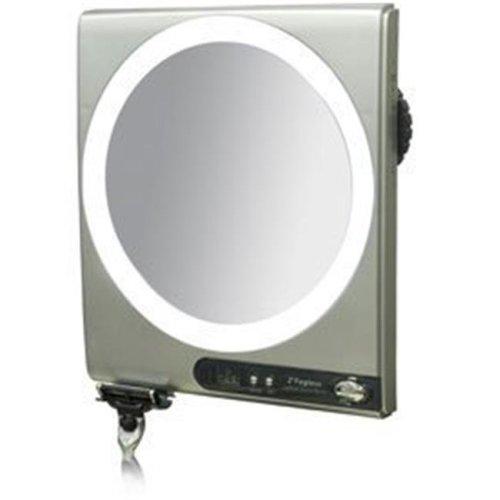 Zadro Z850 Fogless Shower 1X To 5X Mirror With Surround Light