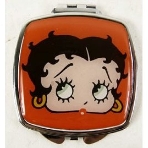Betty Boop Compact Mirror